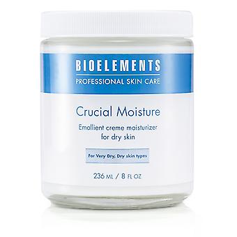 Humedad crucial (tamaño de salón, para piel seca) 150077 236ml/8oz