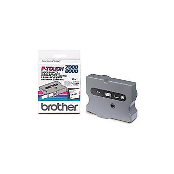 Brother 24Mm Black On White Tx Tape