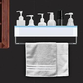 壁掛け収納ラック - キッチンバスルーム用タオルバスオーガナイザー