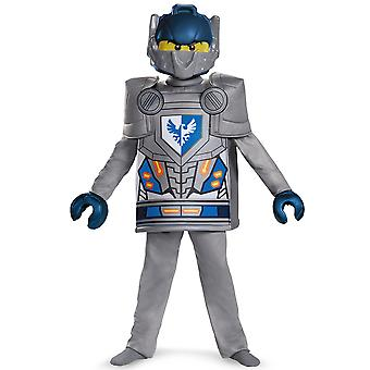 Clay Deluxe Lego Nexo Knights kind Fancy Dress Up jongens kostuum