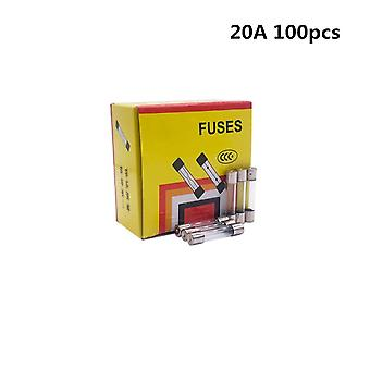 5x20mm Quick Blow Glass Tube Fuse Assorted Kitsfast-0.2a 0.5a 1a 2a 3a 5a 8a 10a 15a 20a