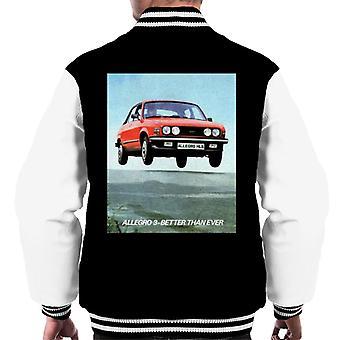 Austin Allegro 3 Mejor que nunca British Motor Heritage Hombres's Chaqueta Varsity