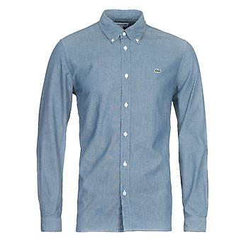 Camisa Descato Azul Chambray