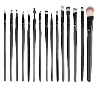 Professional Makeup Brushes Pack Complete Make Up Lip Liner Foundation Concealer