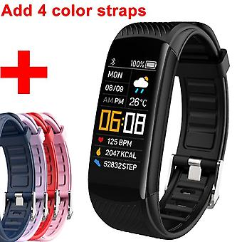 Smart Bracelet Watch  Blood Pressure Monitor - Smart Band Watch For Men And  Women
