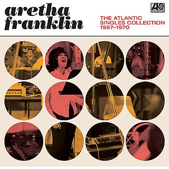 Franklin*Aretha - Atlantic Singles Collection 1967-1970 [Vinyl] USA import