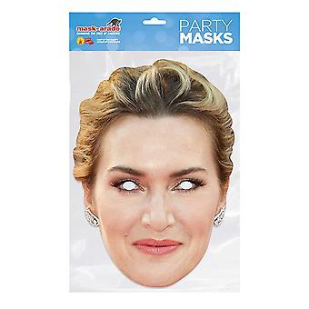 Mask-arade Kate Winslet Party Mask