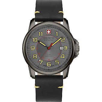 SWISS MILITARY-HANOWA - Armbanduhr - Herren - SWISS GRENADIER - 06-4330.30.009
