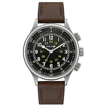 Bulova - Armbåndsur - Mænd - KLASSISK - 96A245