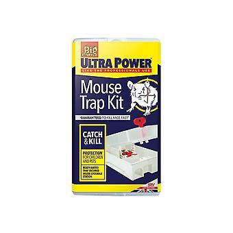 STV Ultra Power Hiiri Trap Kit STV563
