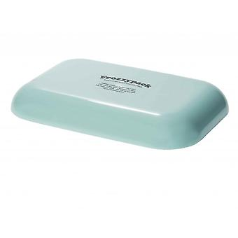 Frozzypack, Lid to 0.9 L Lunch box - Turquoise