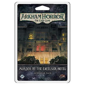 Arkham Horor LCG Rozšírenie Pack Vražda v Hoteli Excelsior