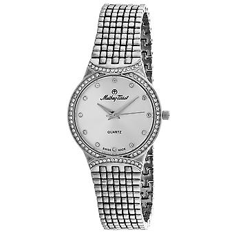 Mathey Tissot Mujer's Classic Silver Dial Watch - D2681AI