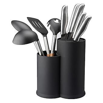 Leveät veitsilohkot ja työkalutelineet