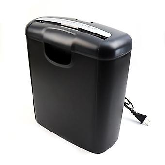 Electric Mute Shredder Mini Household Paper Shredder Cutter A6 A4 Folding