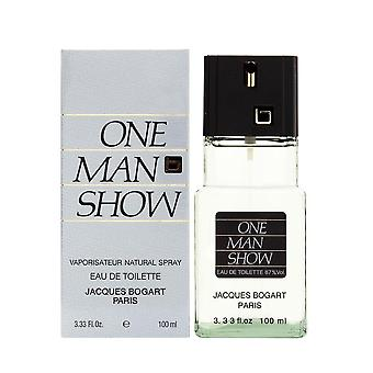 One man show by jacques bogart for men 3.33 oz eau de toilette spray