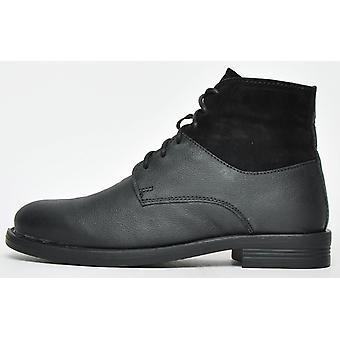 Frank Wright ARC Leather Black