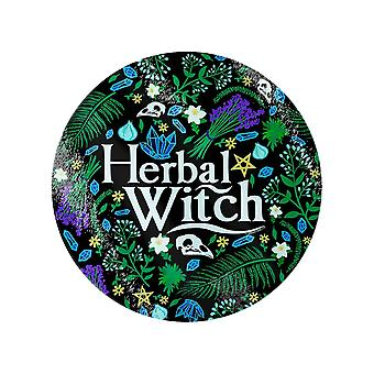 Grindstore Herbal Witch Chopping Board