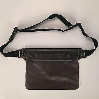 Waterproof Shoulder Waist Bag For Swimming, River Drafting, Diving
