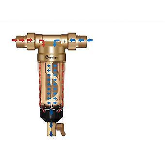 Wheeldon Water Pre Filter nese dva stěrače eurostandardní čistič Brass 30