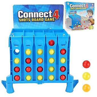 Basic Connect 4 Shots Game Team Building Fun Toy (connect 4 Shots Game)