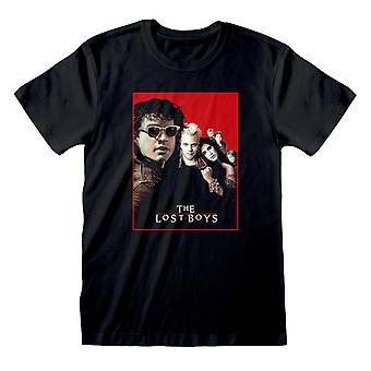 The Lost Boys Unisex Adult Poster T-Shirt