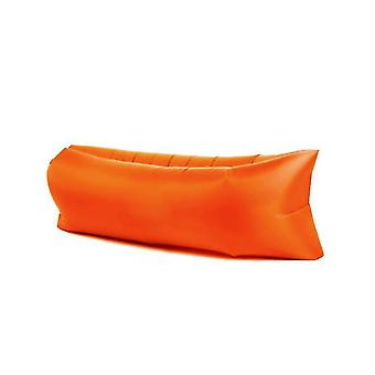 inflatable sofa Outdoor portable Water Proof  Anti-air Leaking Lounger air sofa hammock Chair