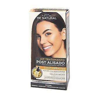 LISSO KERATINA Kit Pos Alisado 1 yksikkö
