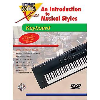 Ultimate Beginner Xpress: Eine Einführung in Musikstile für Keyboard