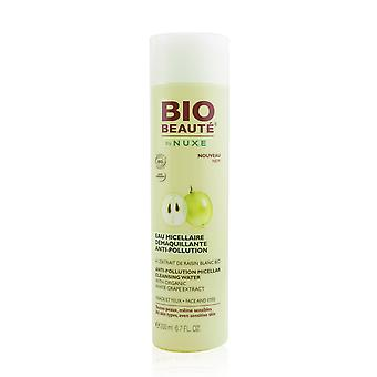 Bio beaute door nuxe anti vervuiling micellair reinigend water 258020 200ml/6.7oz