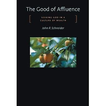 The Good of Affluence: Seeking God in a Culture of Wealth