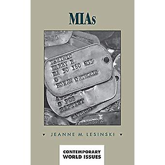 MIAs - A Reference Handbook by Jeanne M. Lesinski - 9780874369540 Book