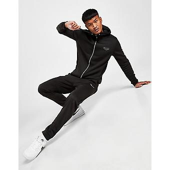 New Supply & Demand Men's Station Tracksuit from JD Outlet Black