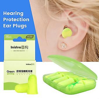 Soft earplug sleep earplugs noise reduction ear protection ear plug reduction soundproof earplugs ear protector for sleeping