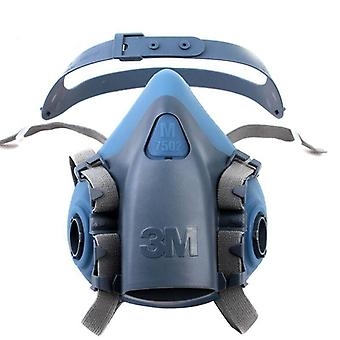 Respiratore veleno militare semi-faccia ampiamente uso maschera