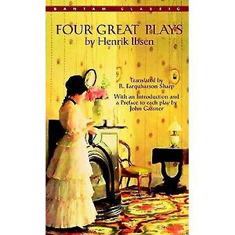 Quatro Grandes Peças de Henrik Ibsen por Henrik Ibsen