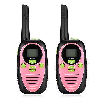 Xf-508 Walkie-talkie Ręczna 0.5w Wireless's Śniak