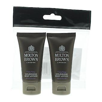 Molton Brown Ylang-Ylang Body Lotion 30ml x 2 Gift Set