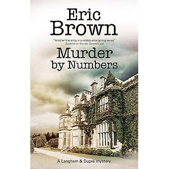 Murder by Numbers by Eric Brown