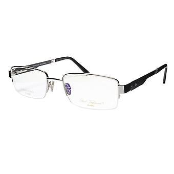 Paul Vosheront Eyeglasses Frame PV374 C2 Gold Plated Acetate Italy 56-20-145 33