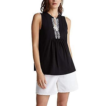 edc av Esprit 050CC1K348 T-Shirt, 001/black, XS Women