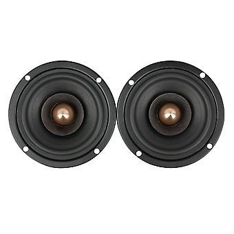 Audio Fever Full-range Speaker 4ohm 8ohm Full Range Hifi Treble Mediante Bass