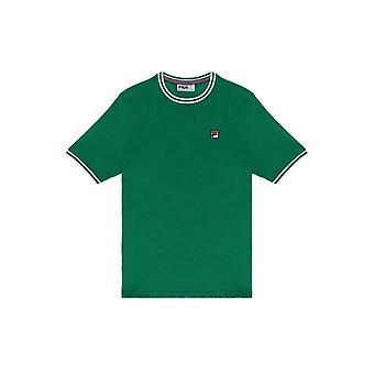 FILA Flanke gekippt Ringer T-Shirt - Amazon