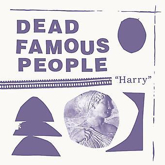 Döda kända personer - Harry Vinyl