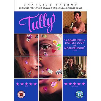 Tully 2018 DVD