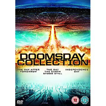 Doomsday Collection DVD