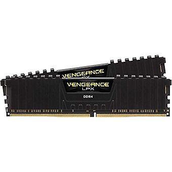 Corsair Vengeance LPX 32GB Memory Kit (2 x 16GB), DDR4, 3600MHz (PC4-28800), CL18, XMP 2.0, DIMM Memory