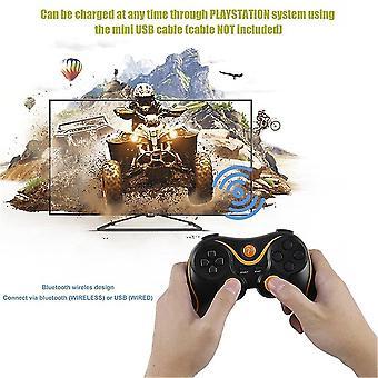 بلوتوث اللاسلكية جويستيك لوحة تحكم وحدة التحكم في الألعاب لبلاي ستيشن Ps3