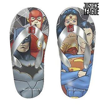 Flip Flops Justice League 73004 Harmaa