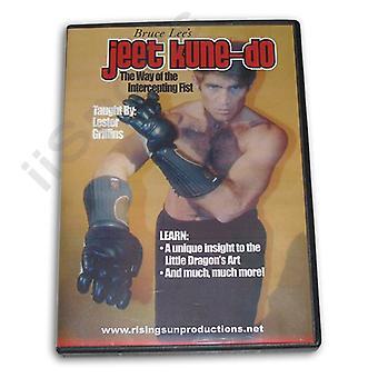 Jeet Kune Do Intercepting Fist Dvd Lester Griffin -Vd6270A